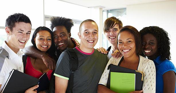 бесплатное фото студенты